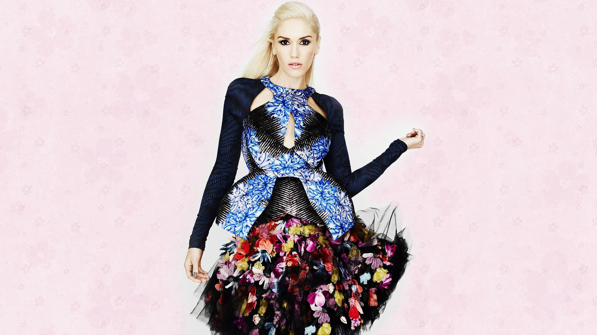 Gwen Stefani Uhd Wallpaper