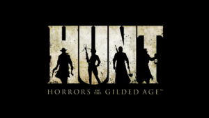 Hunt Horrors Of The Gilded Age Black Logo