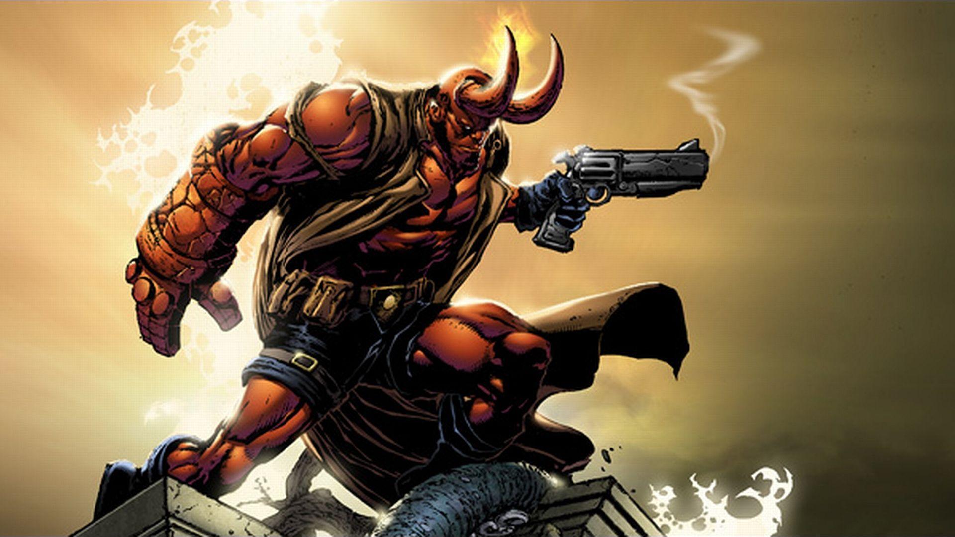 Hellboy Wallpapers