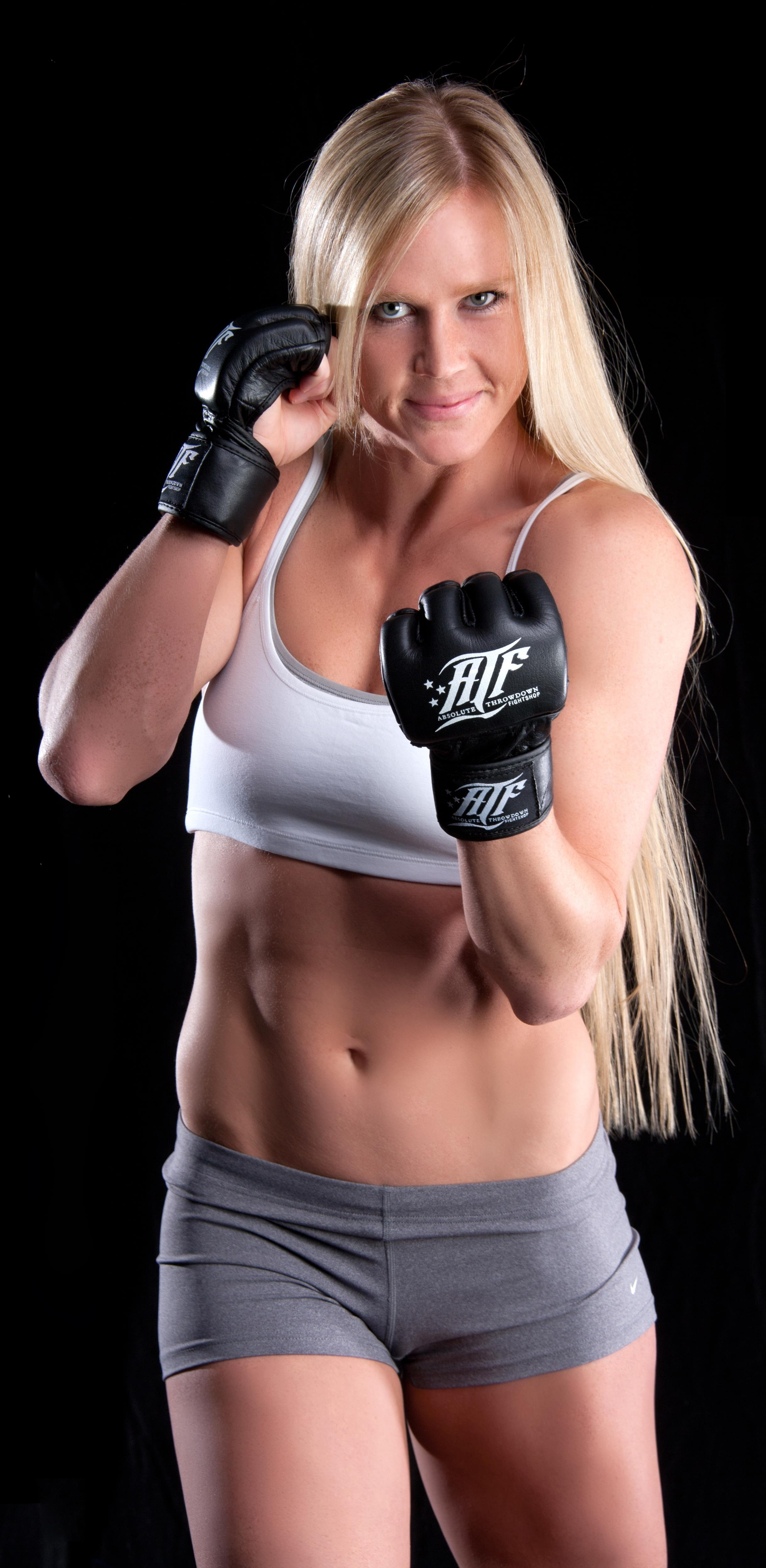 Holly Holm Android Wallpapers