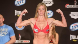 Holly Holm Photos