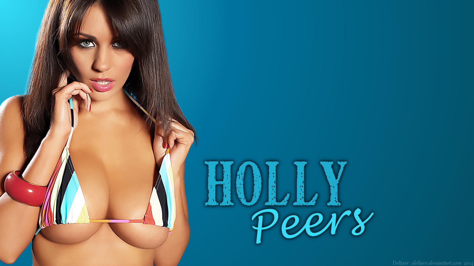 Holly Peers Hot