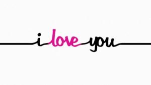 I Love You Background