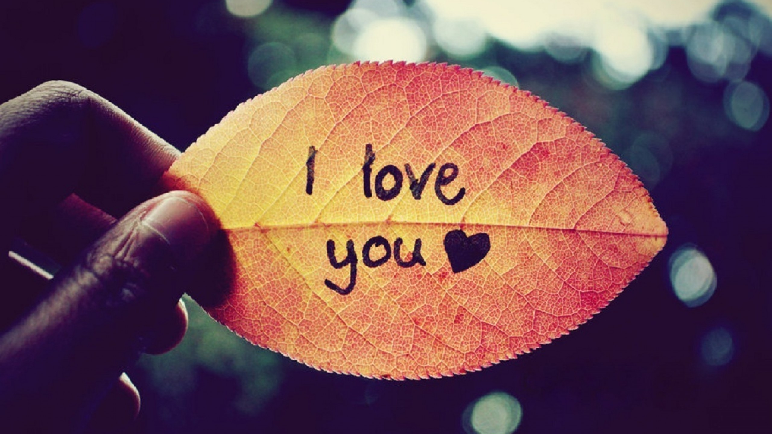 I Love You For Desktop