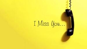 I Miss You 4k