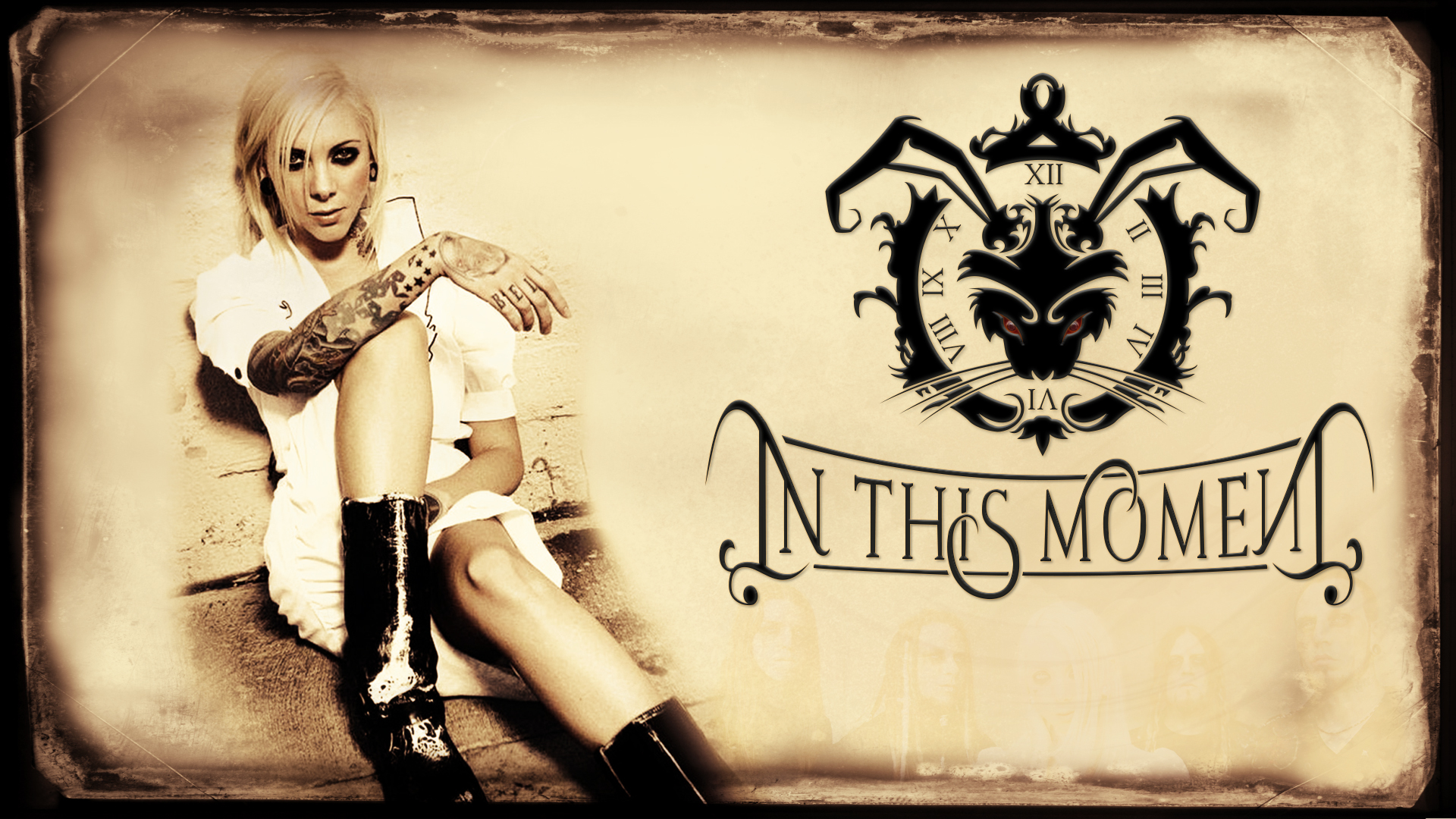 In This Moment Background