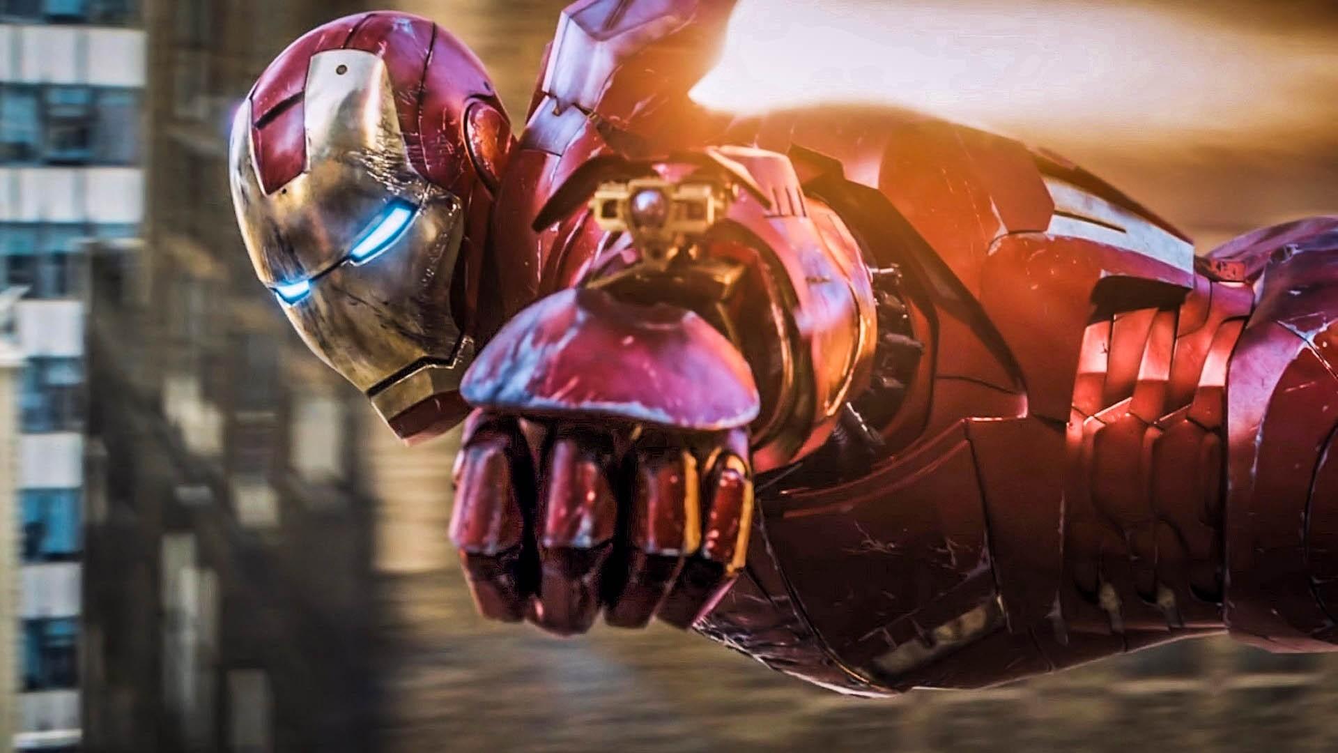 Iron Man Desktop Wallpaper