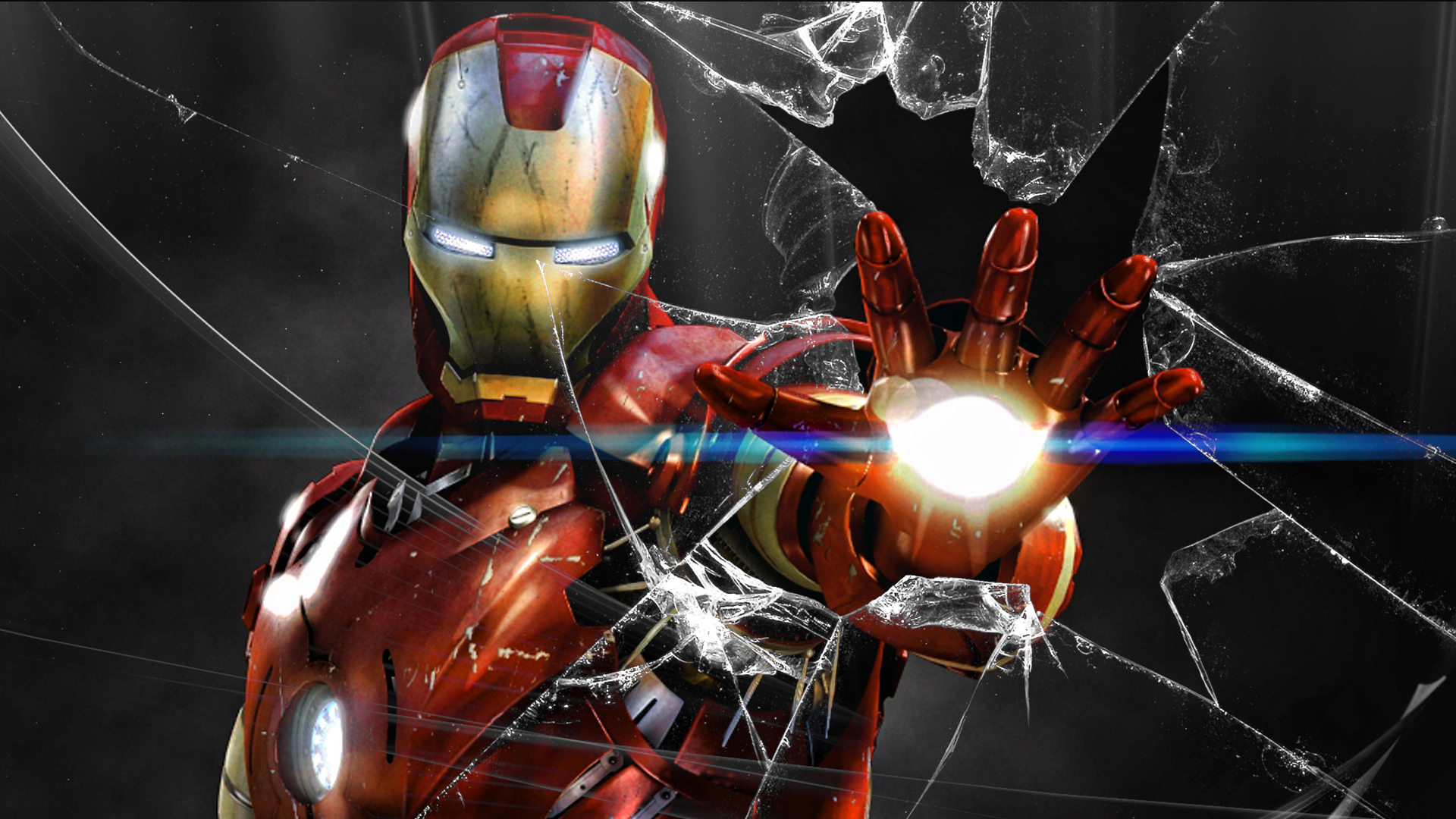 Iron Man Desktop