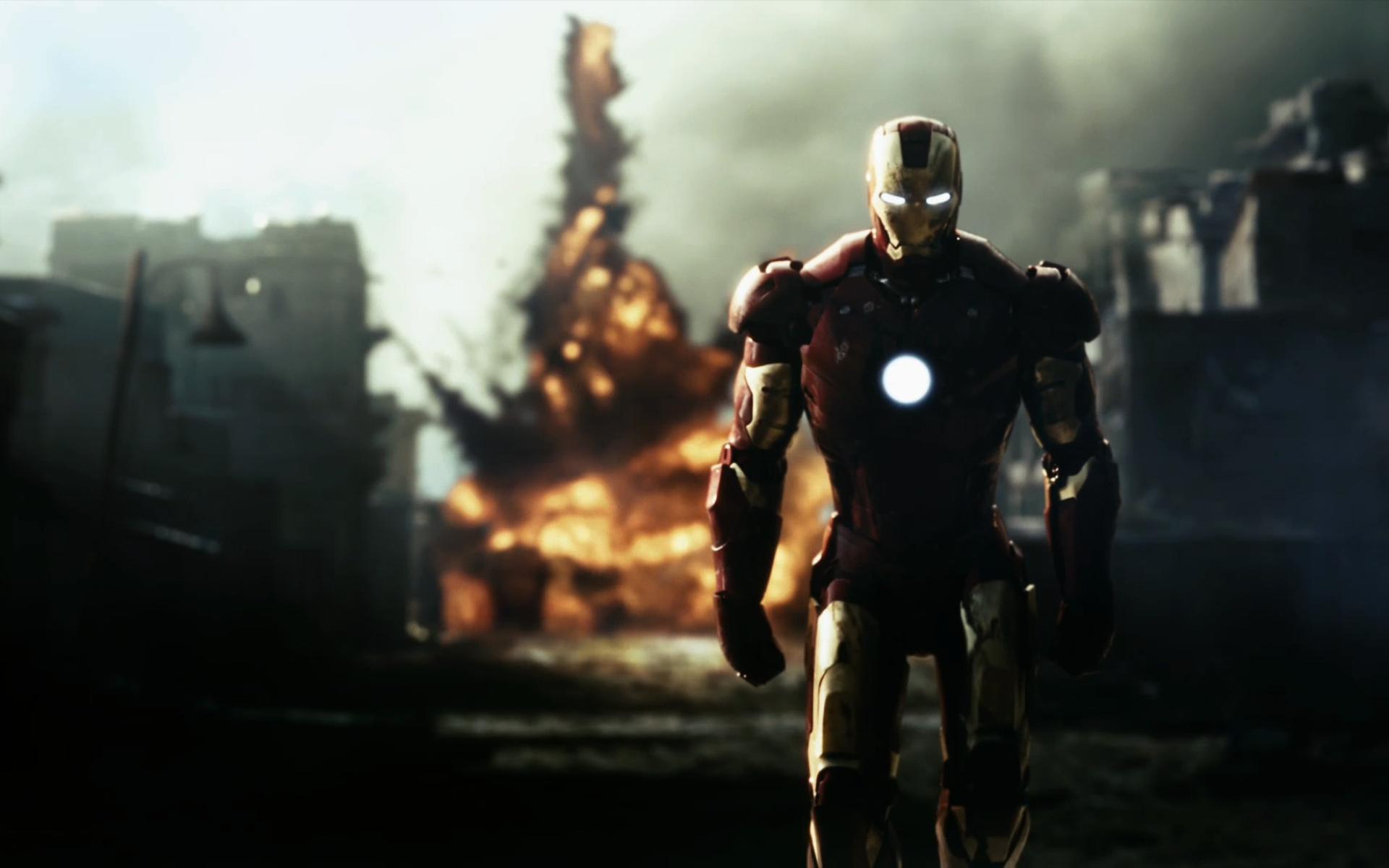 Iron Man Hd Background