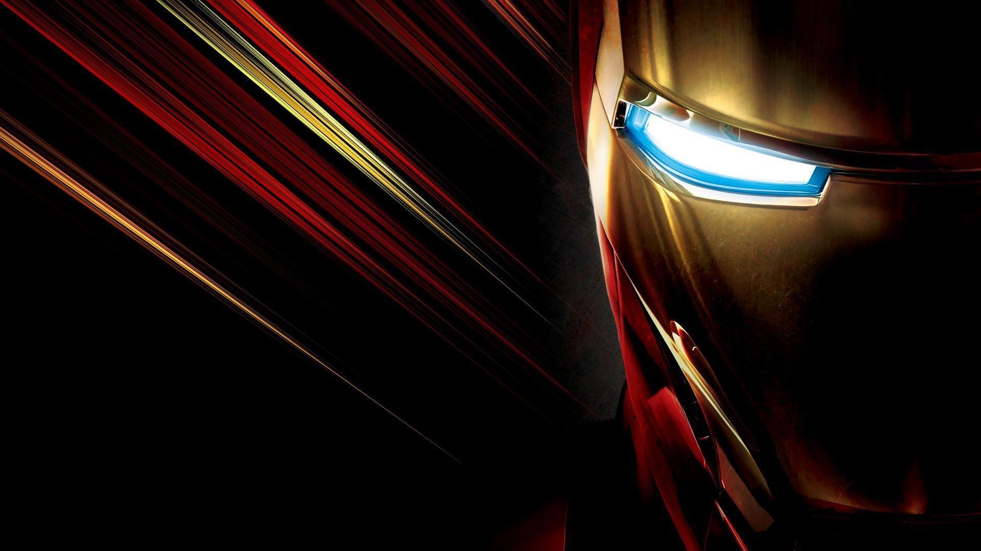 Iron Man Hd Desktop