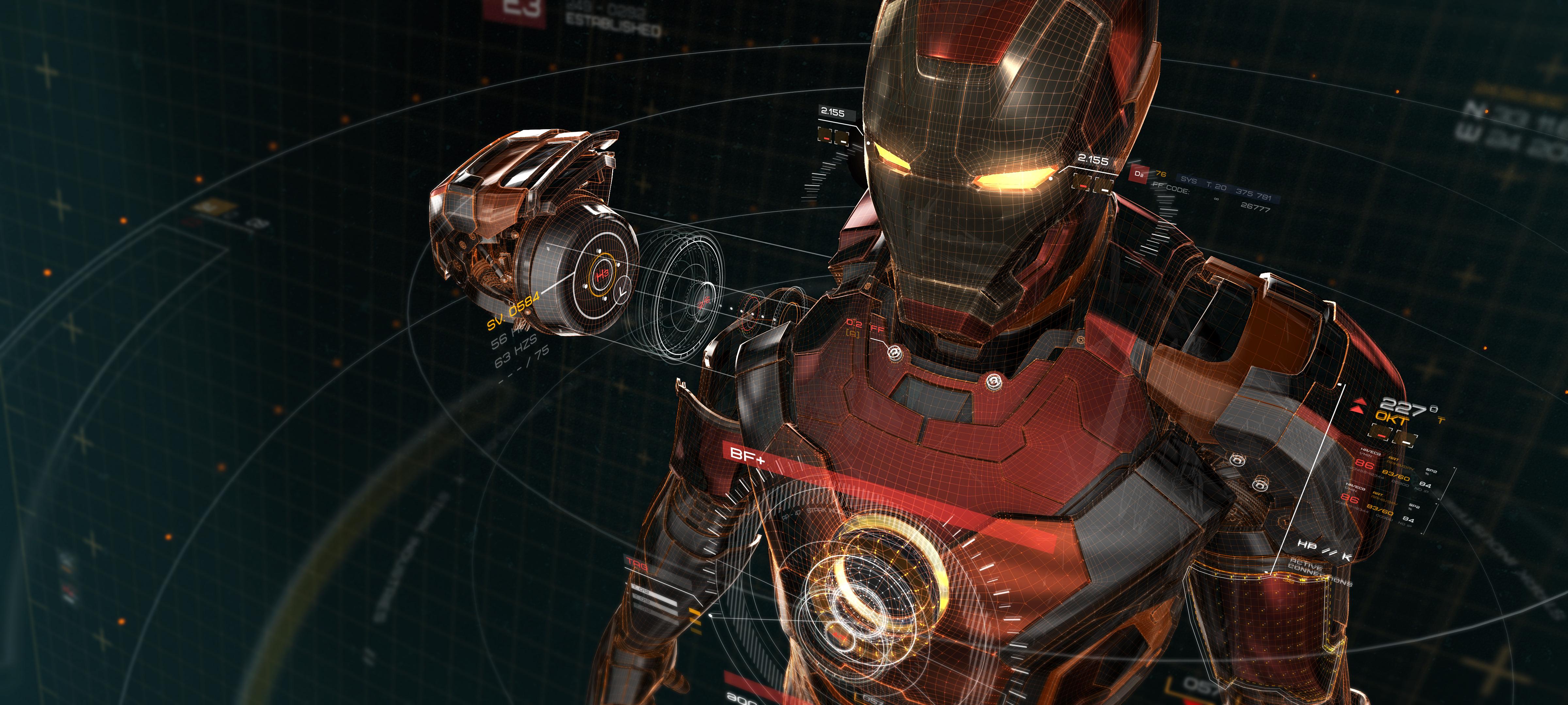 Iron Man High Definition