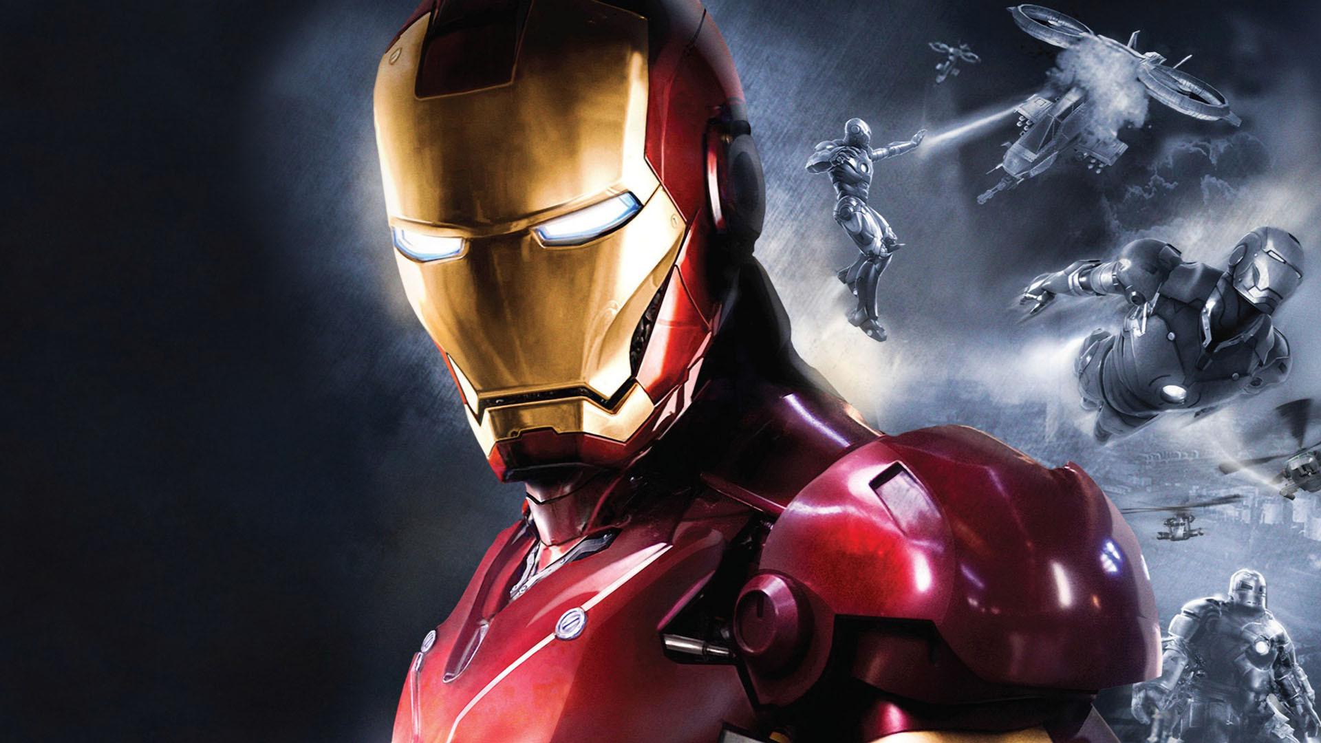 Iron Man Wallpaper For Computer