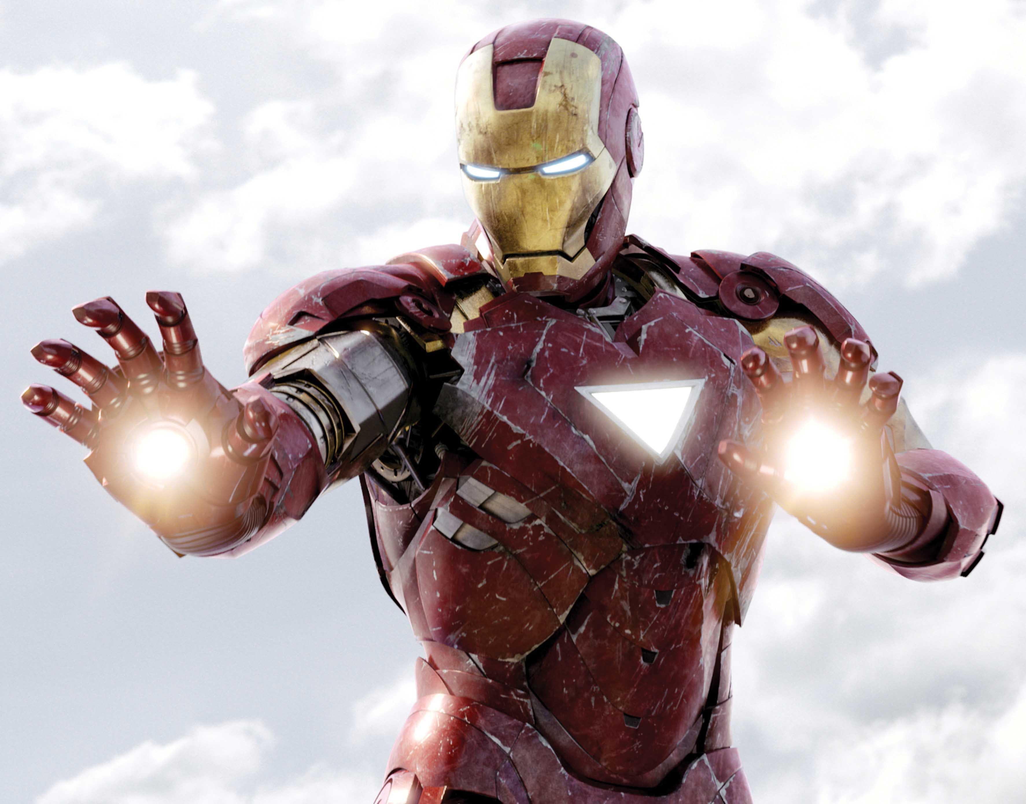 Iron Man Wallpaper For Laptop