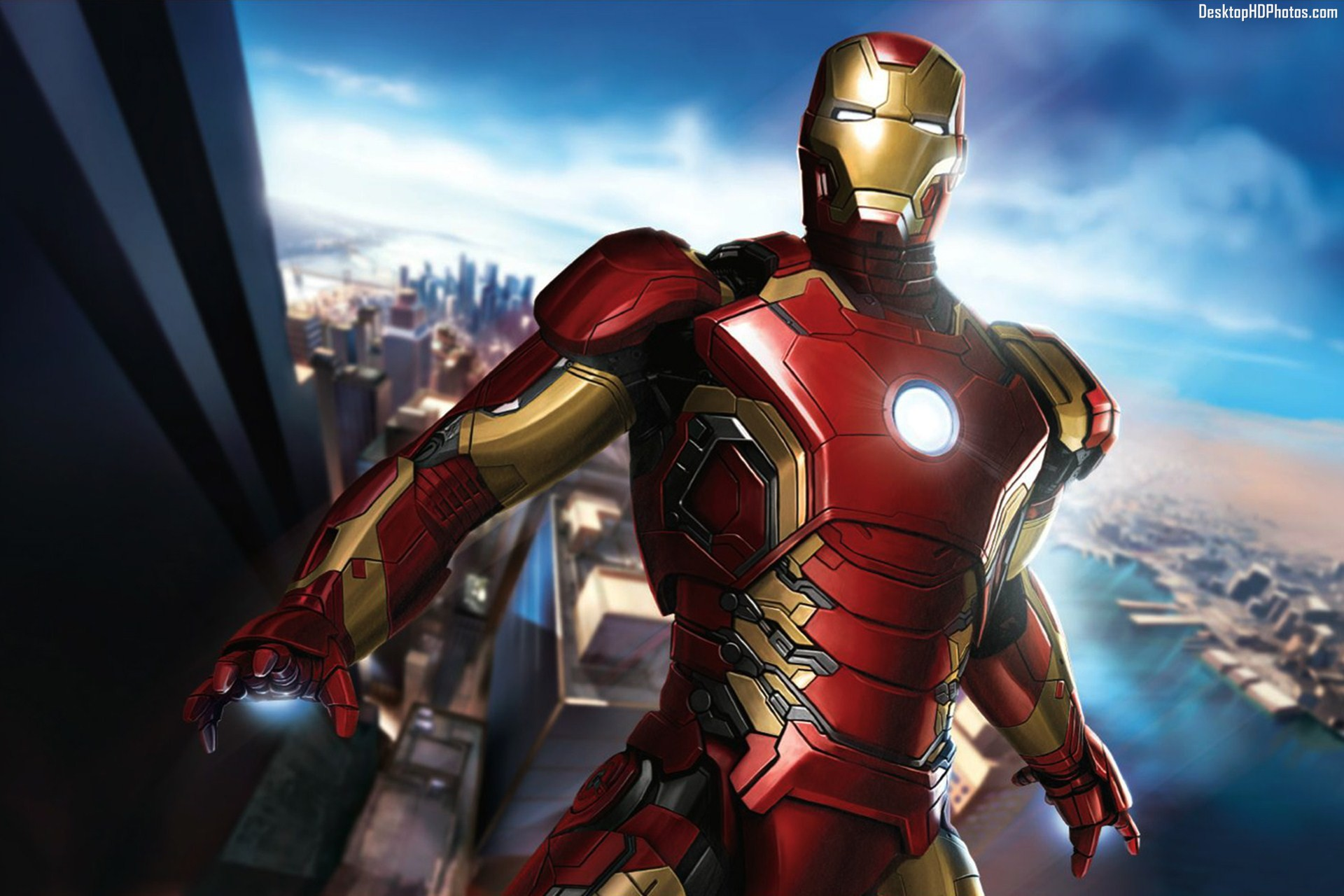 Iron Man Widescreen