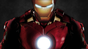 Iron Man For Desktop