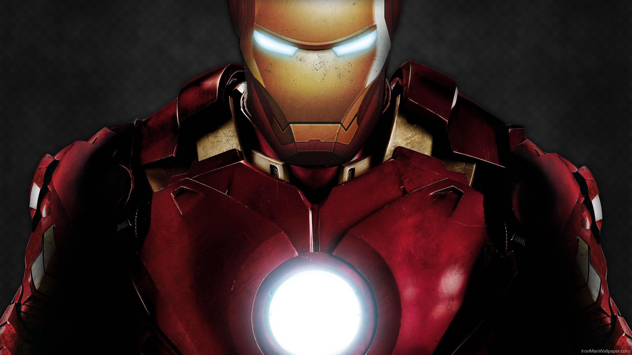 Iron Man For Desktop
