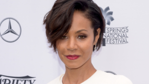 Jada Pinkett Smith Background