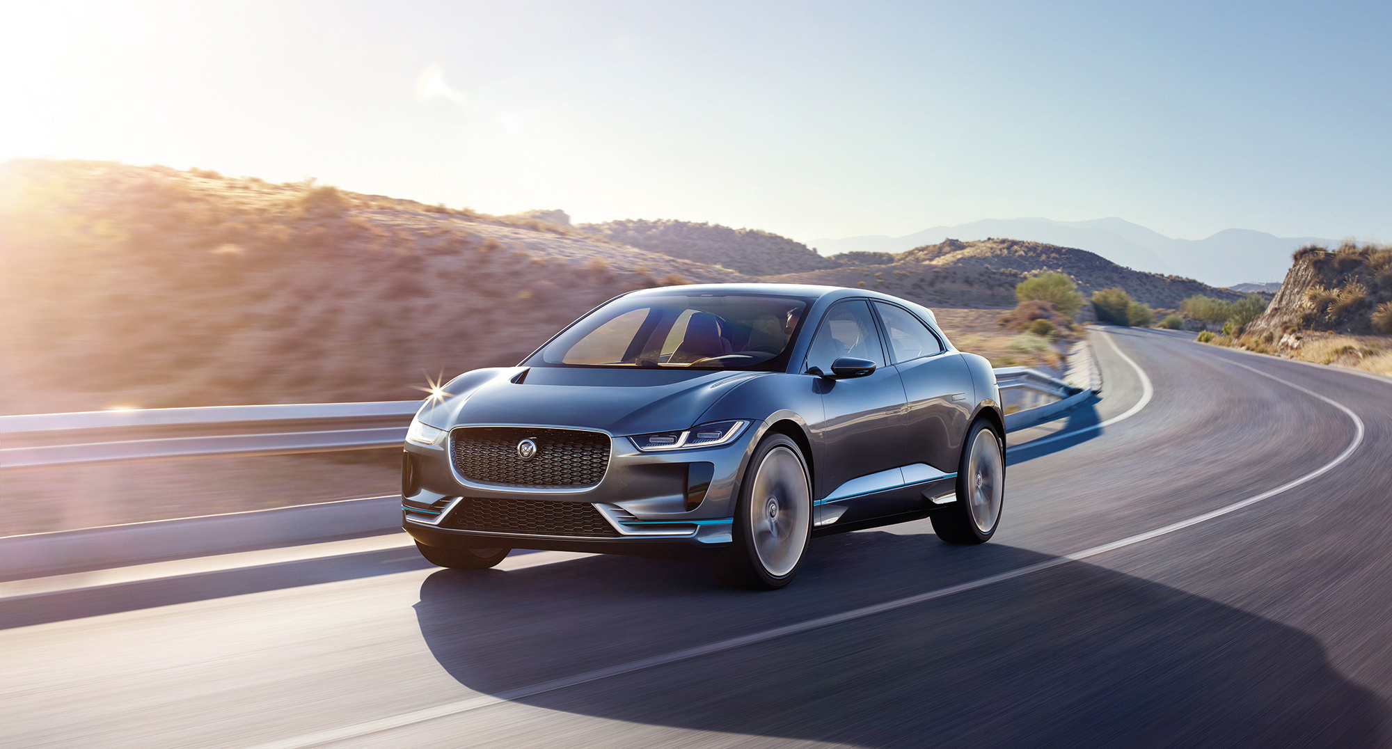 Jaguar I Pace Computer Wallpaper