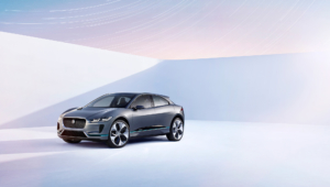 Jaguar I Pace Hd Background
