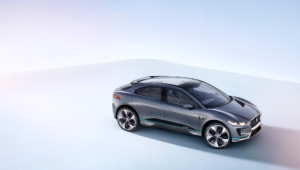 Jaguar I Pace Hd Desktop