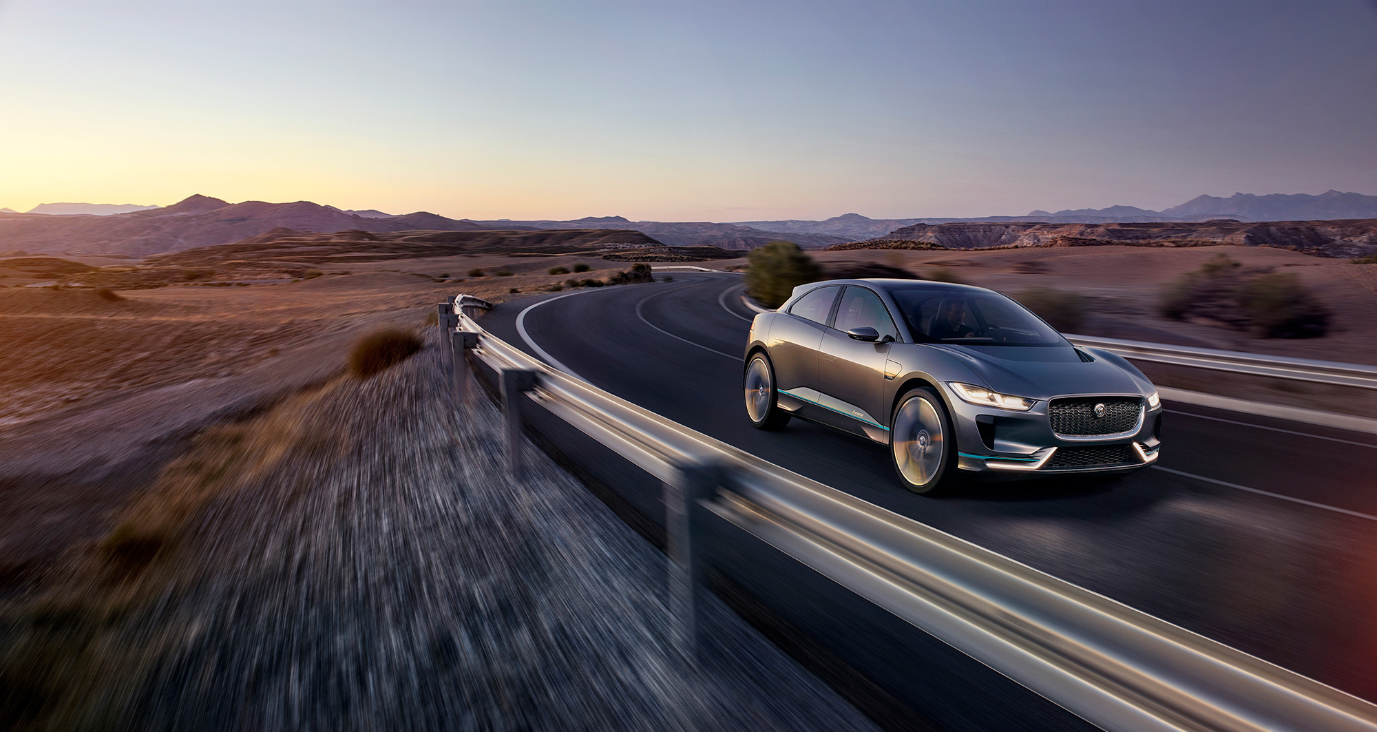 Jaguar I Pace High Quality Wallpapers