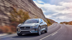 Jaguar I Pace Pictures