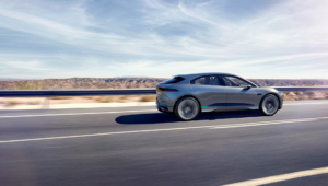 Jaguar I Pace Wallpapers