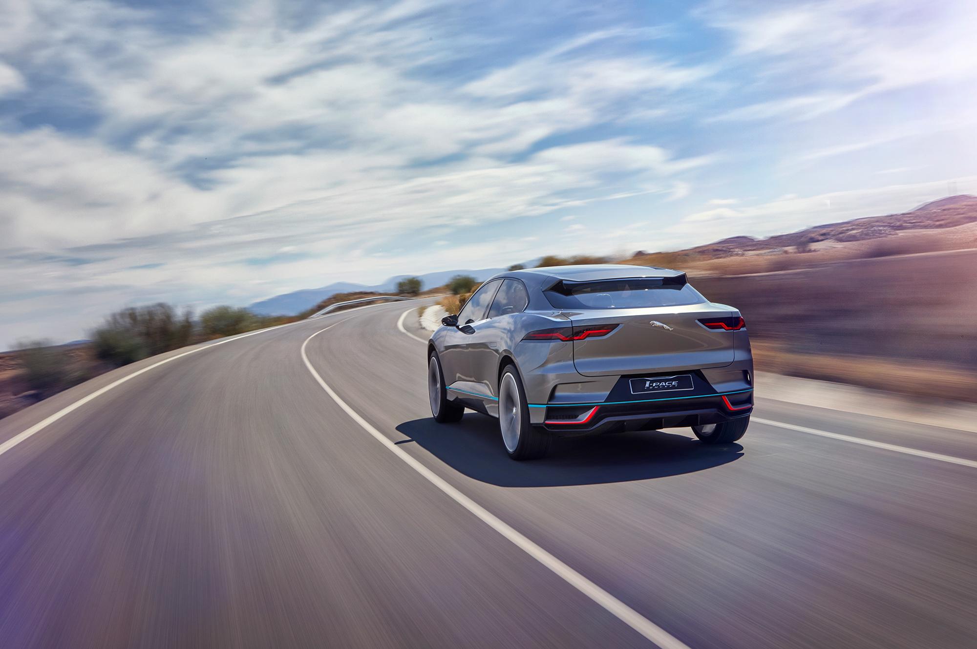 Jaguar I Pace Widescreen