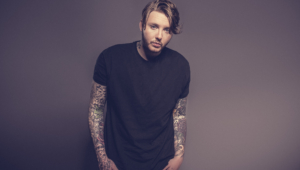 James Arthur Desktop