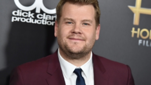 James Corden High Definition