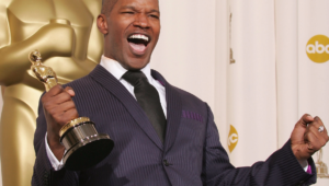 Jamie Foxx Background