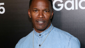 Jamie Foxx High Definition