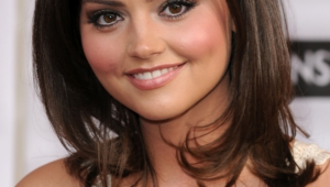 Jenna Coleman Iphone Hd Wallpaper