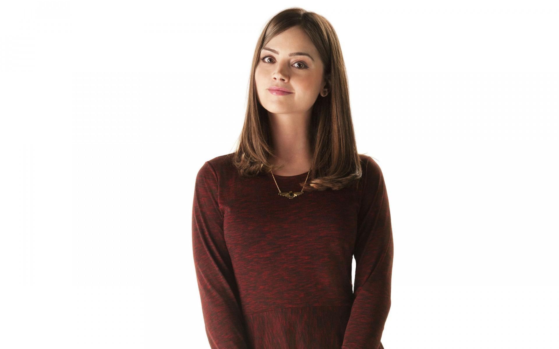 Jenna Coleman Toples