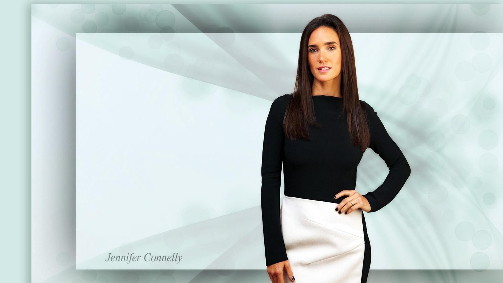 Jennifer Connelly Hd Background