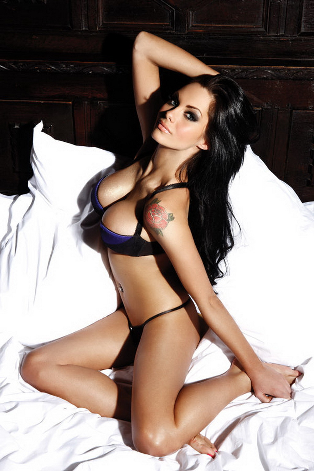Jessica Jane Clement Wallpapers Hd