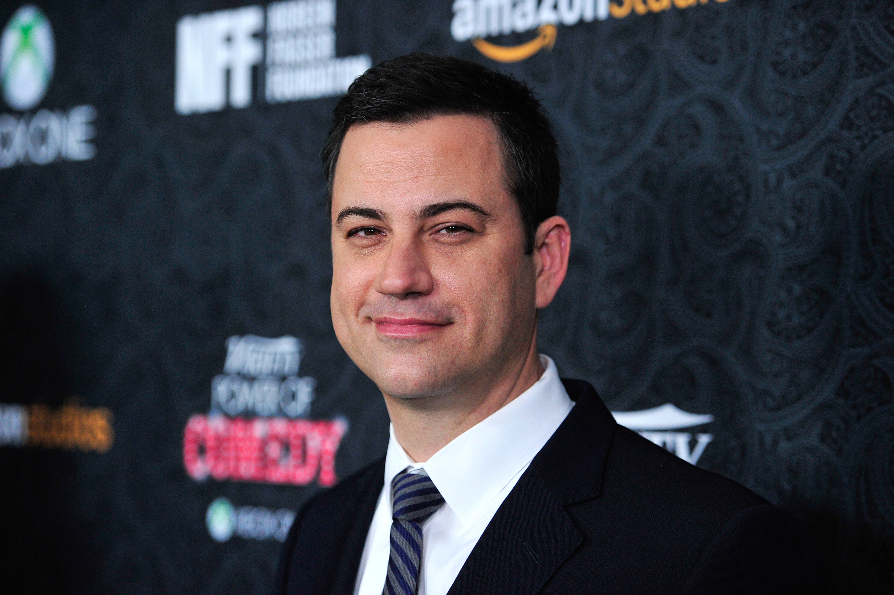 Jimmy Kimmel 4k