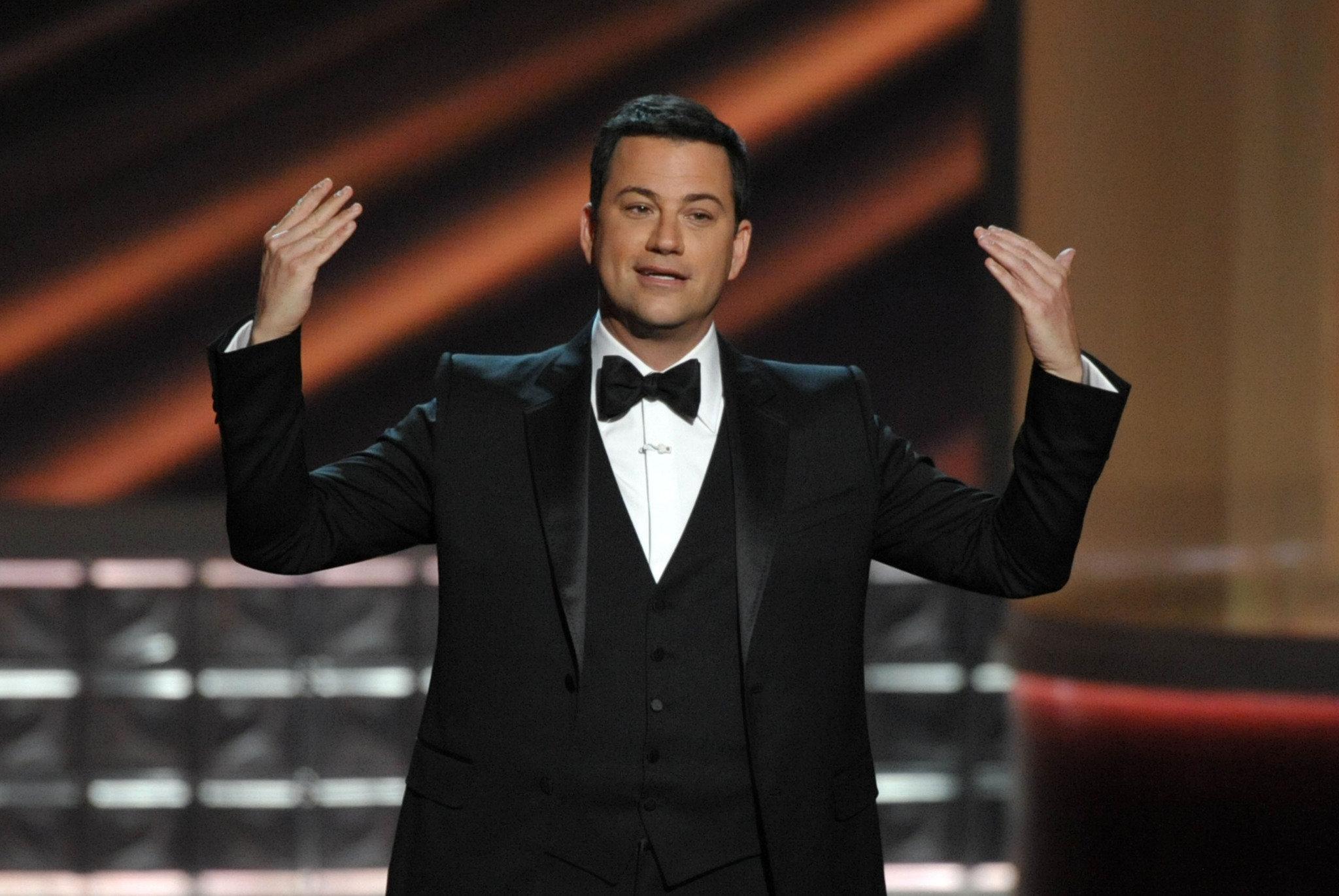 Jimmy Kimmel Hd Desktop