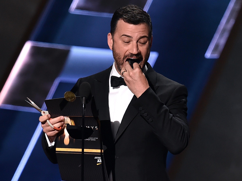 Jimmy Kimmel Widescreen