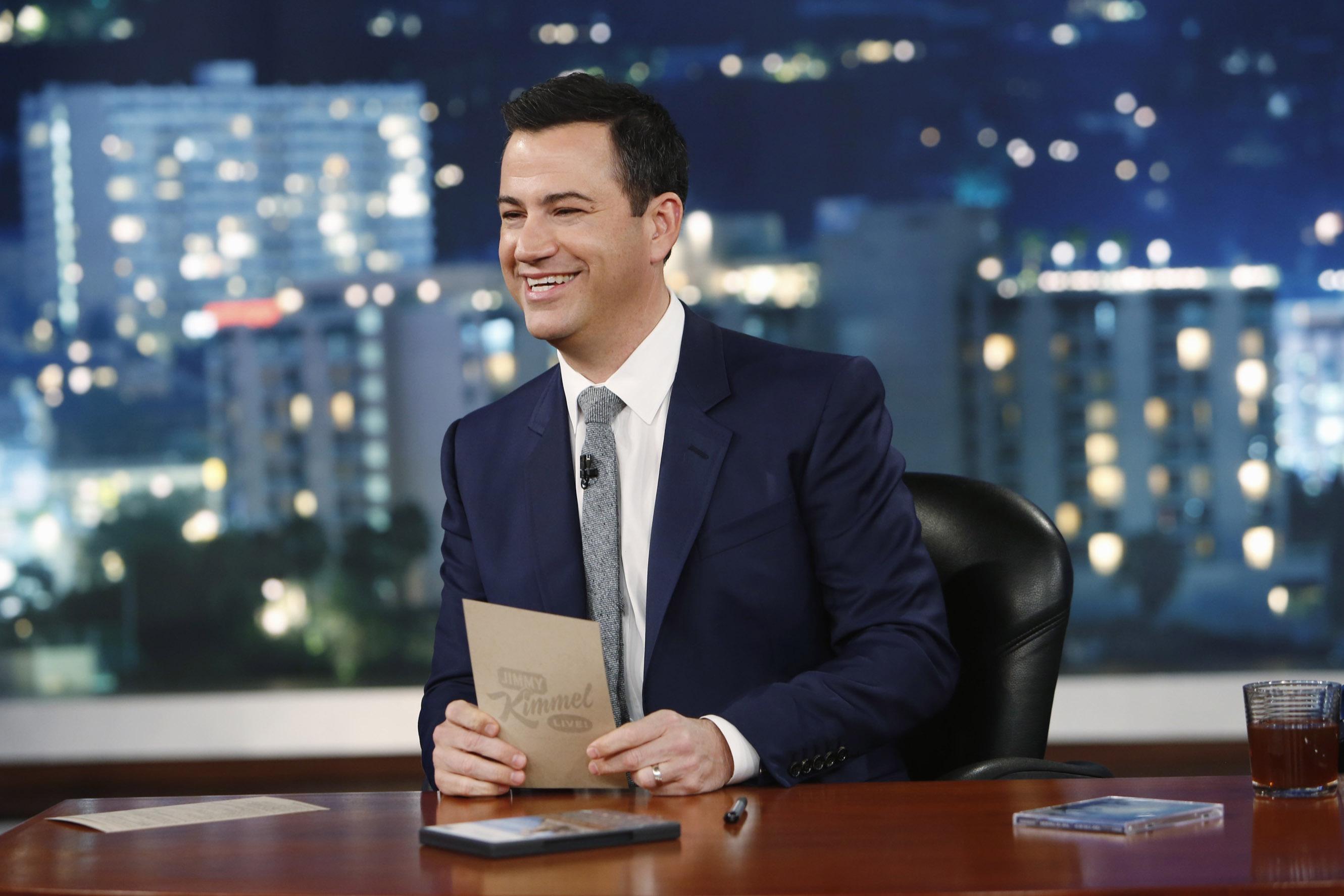 Jimmy Kimmel Full Hd