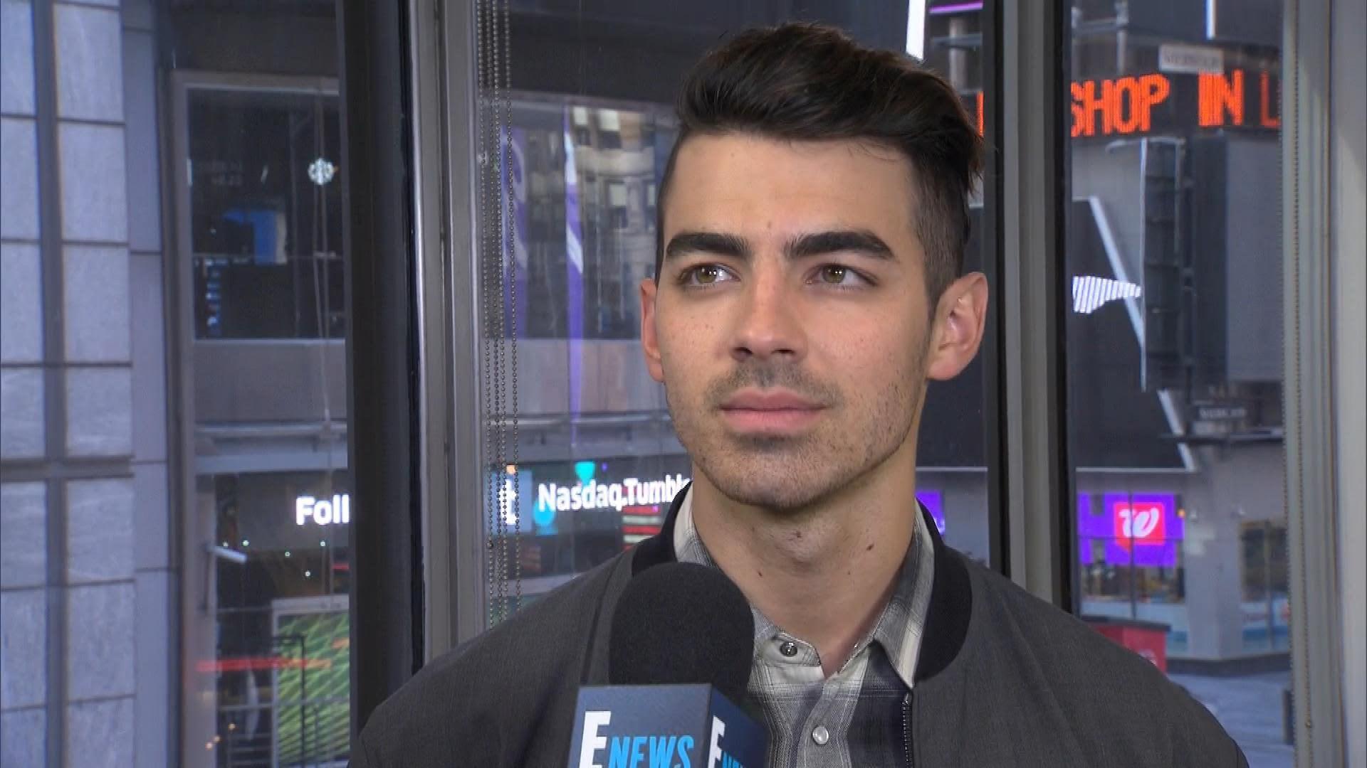 Joe Jonas Sexy Wallpapers