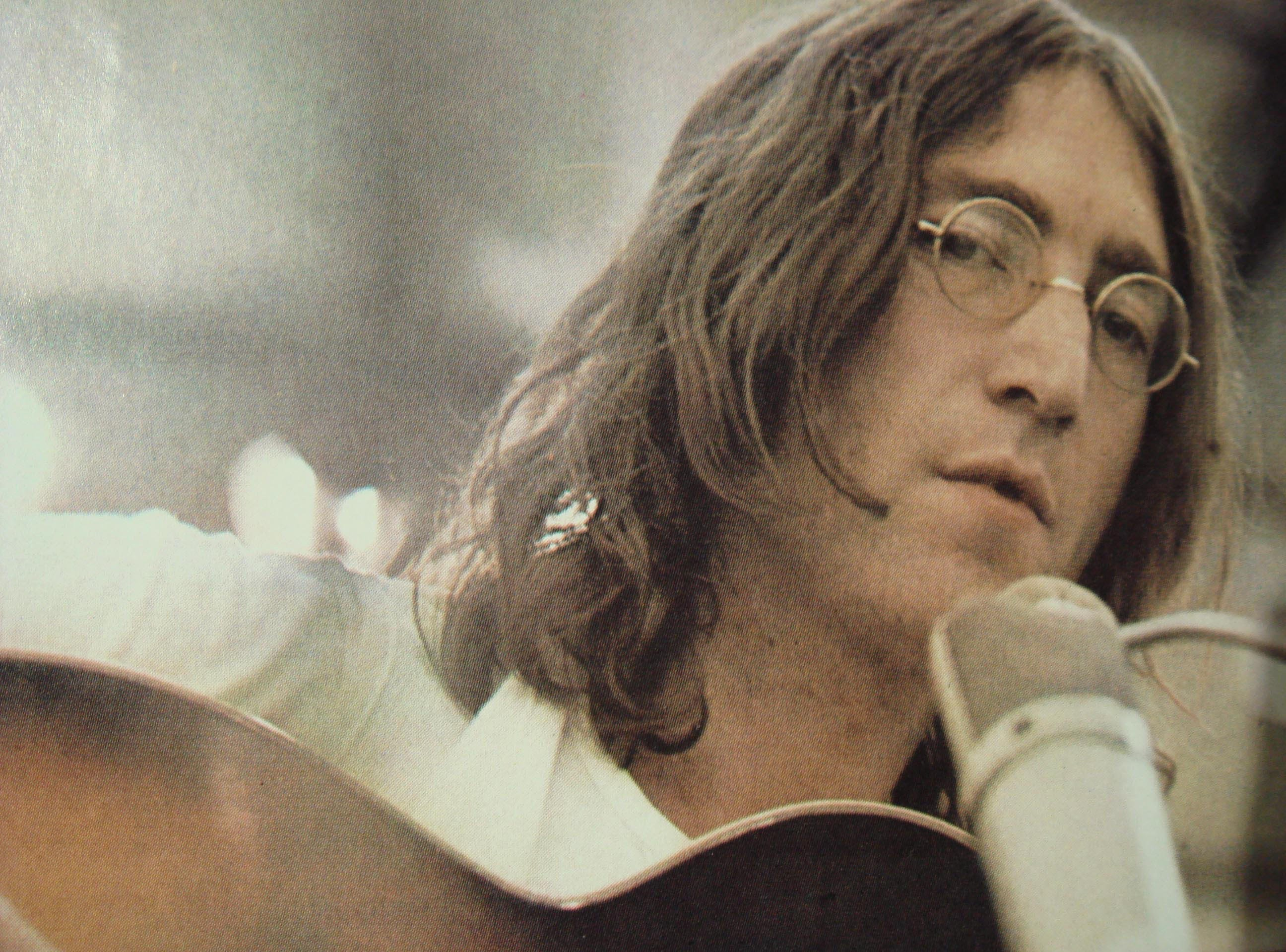 John Lennon Hd Background