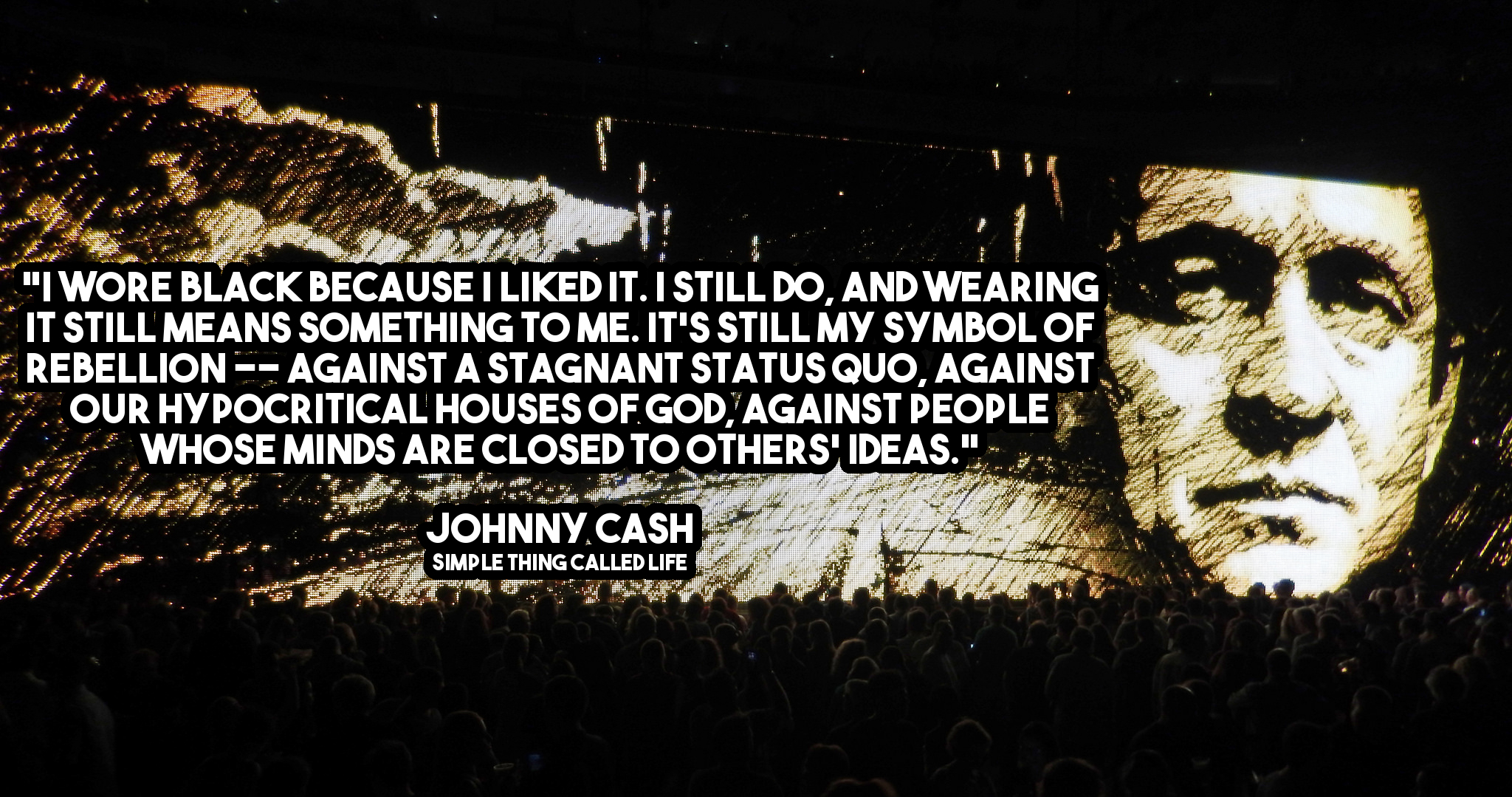 Johnny Cash Computer Backgrounds