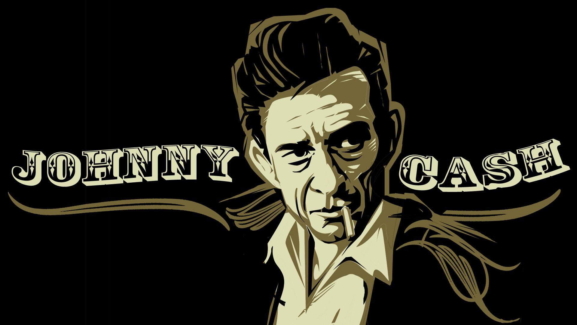 Johnny Cash Computer Wallpaper