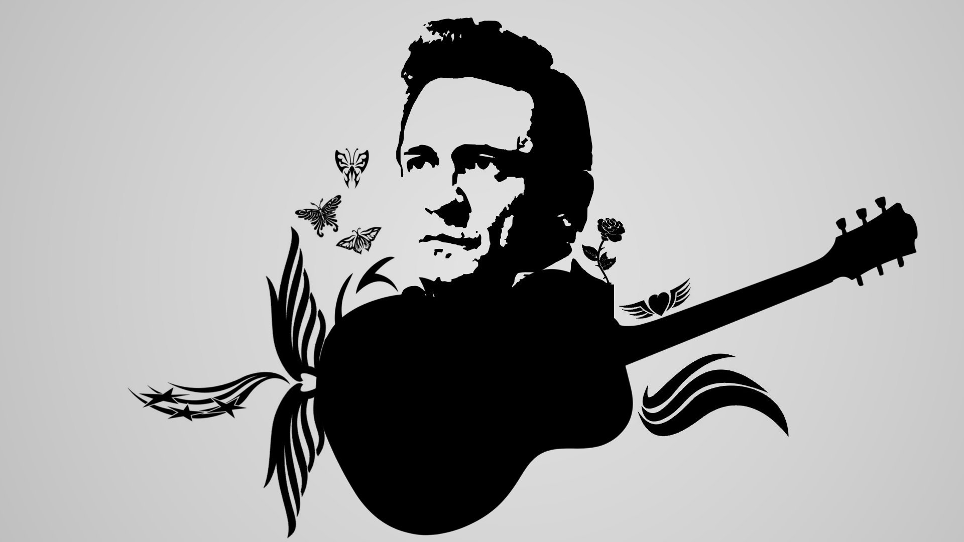 Johnny Cash High Definition Wallpapers