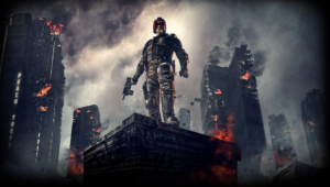 Judge Dredd Wallpapers Hd
