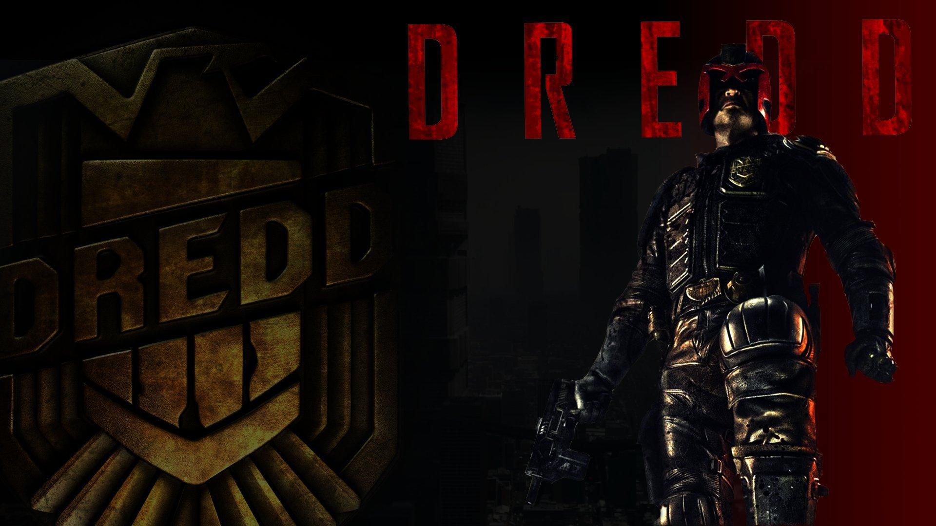 Judge Dredd Wallpapers