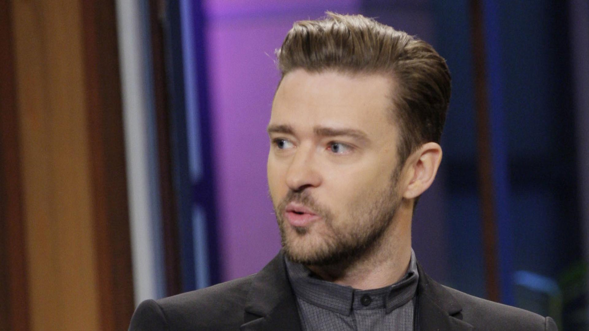 Justin Timberlake 4k