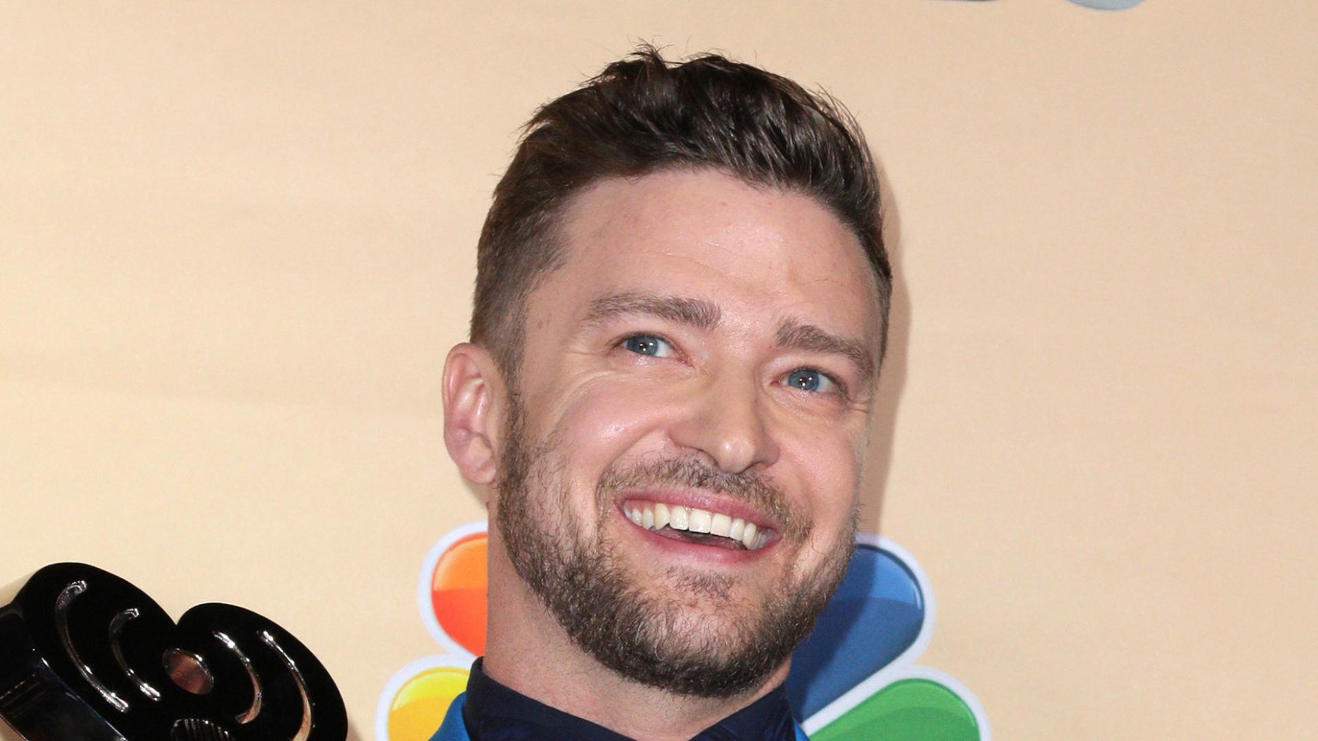 Justin Timberlake High Definition