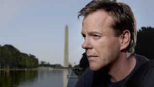 Kiefer Sutherland Hd Wallpaper